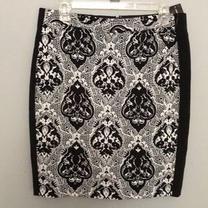 INC Pencil skirt SZ 10 New with tags